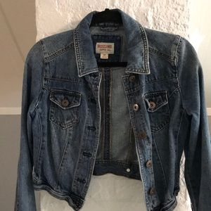 Target || Mossimo Jean Jacket